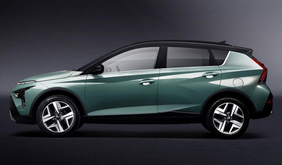 Компанія Hyundai представила свій найменший паркетник для Європи