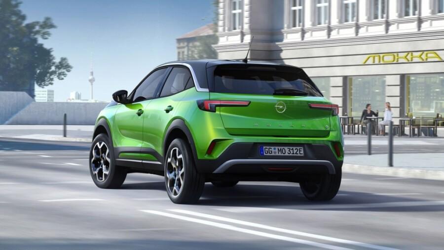 Огляд Opel Mokka-e